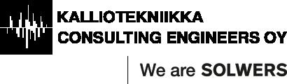 Kalliotekniikka Consulting Engineers Oy Logo